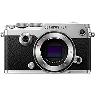 Olympus PEN-F Body Silver - Digital Camera