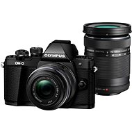 Olympus E-M10 Mark II Black/Black + 14-42mm II R DZ