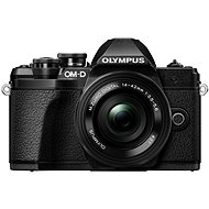 Olympus E-M10 Mark III black/black + ED 14-42mm EZ - Digital Camera