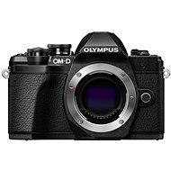 Olympus E-M10 Mark III Digital Camera Black + 14-42 II R Black + 40-150mm R Black