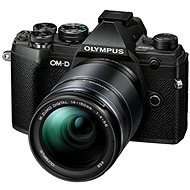 Olympus OM-D E-M5 Mark III + 14-150mm II, Black - Digital Camera