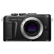 Olympus PEN E-PL10 Body, Black - Digital Camera