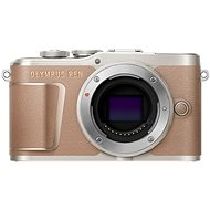 Olympus PEN E-PL10 Body, Brown