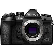 Olympus E-M1 Mark III black body - Digital Camera