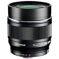 Olympus M.Zuiko Digital ED 75mm f/1.8 Black - Lens