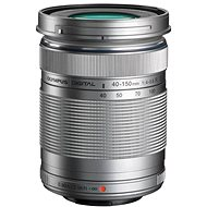 M.ZUIKO DIGITAL ED 40-150mm R Silver Lens