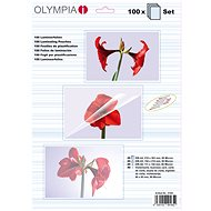 Olympia Set A4, A5, A6 and for Business Cards/160 Glossy - Package 100 pcs