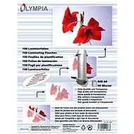 Olympia A6/160 Glossy - Package 100 pcs - Laminating Film