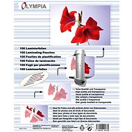Olympia A6/250 Glossy - package 100 pcs - Laminating Film