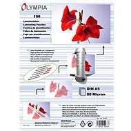 Olympia A5/160 Glossy - package 100 pcs - Laminating Film