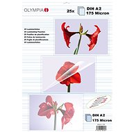Olympia A2/350 Glossy - Package 25 pcs - Laminating Film