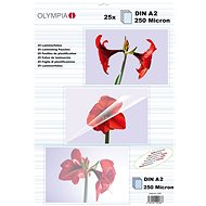 Olympia A2/500 Glossy - package 25 pcs - Laminating Film
