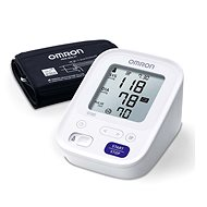 Omron M3 Easy Digital Pressure Gauge with Colour Hypertension Indicator and AFIB Detection - Pressure Monitor