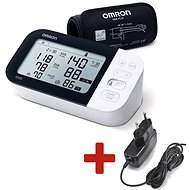 Omron M7 Intelli IT AFIB Digital Pressure Gauge with Bluetooth Smart Connection to Omron Connect, Co - Pressure Monitor