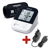 M4 Intelli IT AFIB Digital Pressure Gauge with Bluetooth Smart Connection to Omron Connect, Convenie - Pressure Monitor