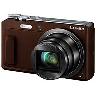 Panasonic LUMIX DMC-TZ57 Brown - Digital Camera