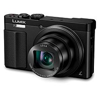Panasonic LUMIX DMC-TZ70 Black - Digital Camera