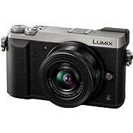 Panasonic LUMIX DMC-GX80 silver + 12-32mm lens - Digital Camera