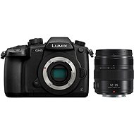 Panasonic LUMIX DMC-GH5 Body + Panasonic Lumix G X 12-35mm f/2.8 II Power OIS, Black
