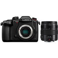 Panasonic LUMIX DC-GH5S Body + Panasonic Lumix G X 12-35mm f/2.8 II Power OIS, Black