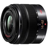Panasonic Lumix G Vario 14-42mm f/3.5-5.6 Black - Lens