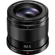Panasonic Lumix 42.5mm F1.7 ASPH Power OIS black - Lens