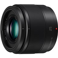 Panasonic Lumix G 25mm F1,7 ASPH Black - Lens