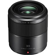 Panasonic Lumix G 30mm f/2.8 Macro - Lens