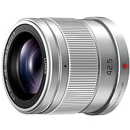 Panasonic Lumix 42.5mm F1.7 ASPH Power OIS silver - Lens