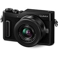 Panasonic LUMIX DC-GX880 Black + Lens 12-32mm - Digital Camera