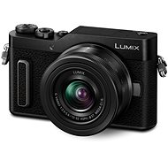 Panasonic LUMIX DC-GX880 black + Lumix G Vario 12-32mm + 35-100mm ASPH MEGA OIS - Digital Camera
