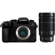 Panasonic LUMIX DC-G90 body black + Panasonic Leica DG Elmarit 50-200mm f/2.8-4.0 Power OIS - Digital Camera