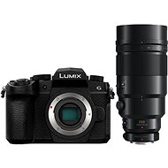 Panasonic LUMIX DC-G90 body black + Panasonic Leica DG Elmarit 200mm f/2.8 Power O.I.S + Teleconvert - Digital Camera