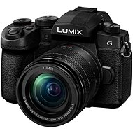Panasonic LUMIX DC-G90 + Lumix G Vario 12-60mm Black - Digital Camera