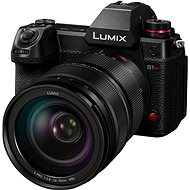 Panasonic Lumix DC-S1H + S PRO 24-70mm f / 2.8 - Digital Camera