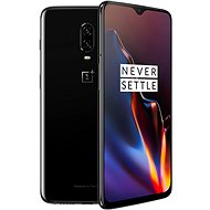 OnePlus 6T 8GB/128GB Black Glossy - Mobile Phone
