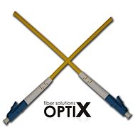 OPTIX LC-LC Optical Patch Cord 09/125 0.5m G657A simplex - Data Cable
