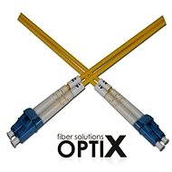 OPTIX LC-LC Optical Patch Cord 09/125 15m G.657A - Data Cable