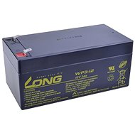 Long 12V 3Ah Lead Acid Battery F1 (WP3-12) - Spare battery