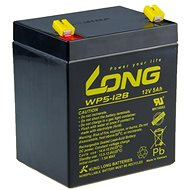 Long 12V 5Ah Lead Acid Battery F1 (WP5-12B F1) - Spare battery