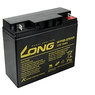Long 12V 18Ah Lead Acid Battery HighRate F3 (WP18-12SHR) - Rechargeable Battery