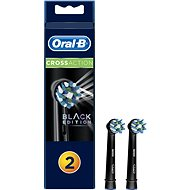 Oral-B Replacement Head EB50 CrossAction Black 2-pack