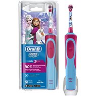 Oral B Vitality Kids D12K Frozen - Electric Toothbrush
