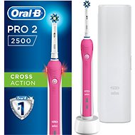 Oral-B PRO2500 3DW - Electric Toothbrush