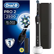 Oral-B PRO2500 CA - Electric Toothbrush