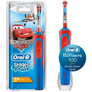 Oral-B Vitality Cars - Electric Toothbrush