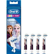 Oral-B Kids Frozen Replacement Head 4 Pcs - Replacement Head