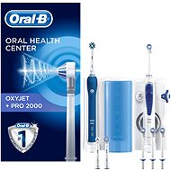 Oral-B Oxyjet + Pro2 - Electric Toothbrush