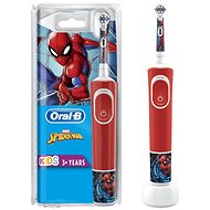 Oral-B Vitality Kids Spider-Man - Electric Toothbrush for Children