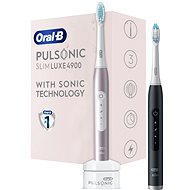 Oral-B Pulsonic Slim Luxe - 4900 - Electric Toothbrush